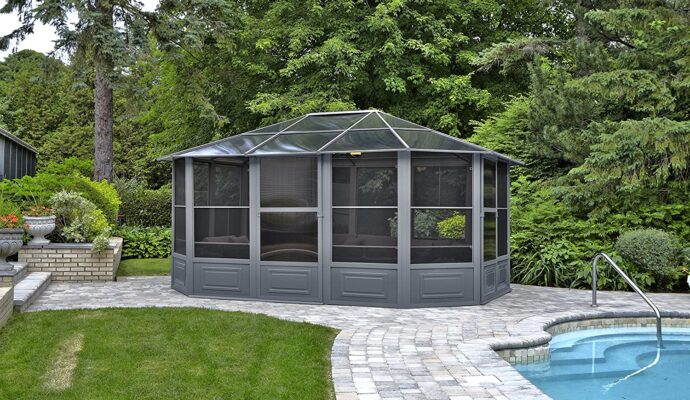 Solarium-Boca Raton Pool Screen Enclosure Installation and Patio Screen Repairs Services-We do screen enclosures, patios,poolscreens, fences, aluminum roofs, professional screen building, Pool Screen Enclosures, Patio Screen Enclosures, Fences & Gates, Storm Shutters, Decks, Balconies & Railings, Installation, Repairs, and more